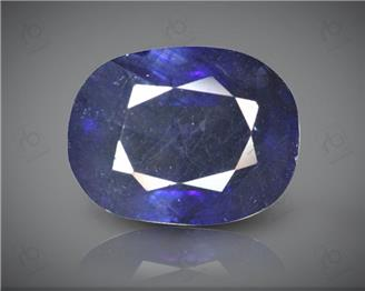 Blue Sapphire Heated & Treated Natural Certified 7.35 CTS ( 16805 )