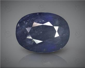 Blue Sapphire Heated & Treated Natural Certified 7.53 CTS ( 16829 )