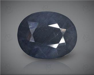 Blue Sapphire Heated & Treated Natural Certified 6.04 CTS ( 16853 )