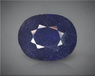 Blue Sapphire Heated & Treated Natural Certified 6.65CTS-1666