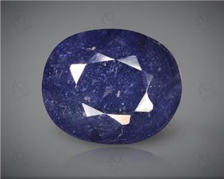 Blue Sapphire Heated & Treated Natural Certified 6.1CTS-2015
