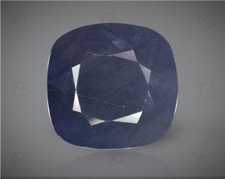 Blue Sapphire Heated & Treated Natural Certified 7.67 CTS ( 16878 )