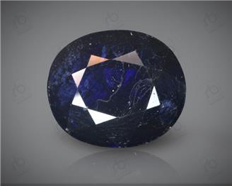 Blue Sapphire Heated & Treated Natural Certified 6.1CTS-16761