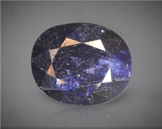 Blue Sapphire Heated & Treated Natural Certified 8.59CTS-16777