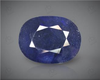 Blue Sapphire Heated & Treated Natural Certified 7.42 CTS ( 16781 )