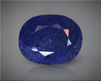 Blue Sapphire Heated & Treated Natural Certified 7.29 CTS ( 16810 )