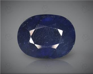 Blue Sapphire Heated & Treated Natural Certified 7.9 CTS ( 16819 )