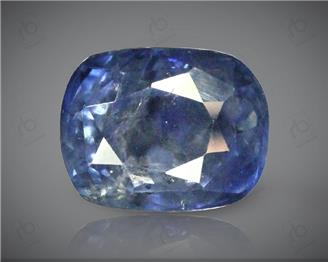 Natural Unheated Untreated Bi-Color Sapphire Certified 5.67 CTS ( 91427 )