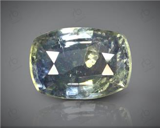 Natural Heated and Treated Certified Bi-Color Sapphire 3.22 CT. ( 85059 )