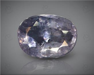 Natural Purple Sapphire / Khuni Neelam Certified 3.92 Cts. ( 5172 )