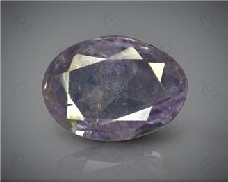 Natural Purple Sapphire / Khuni Neelam Certified 3.94 Cts. ( 6396 )
