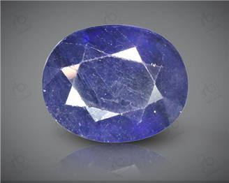 Blue Sapphire Heated & Treated Natural Certified 7.26CTS-1667