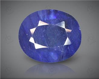 Blue Sapphire Heated & Treated Natural Certified 7.51CTS-2018