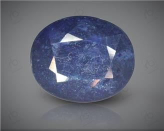 Blue Sapphire Heated & Treated Natural Certified 7.29 carats -96614