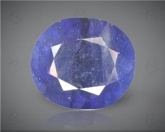 Blue Sapphire Heated & Treated Natural Certified 5.26CTS-16764
