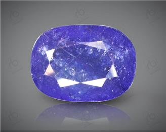 Blue Sapphire Heated & Treated Natural Certified 10.75 CTS ( 16817 )