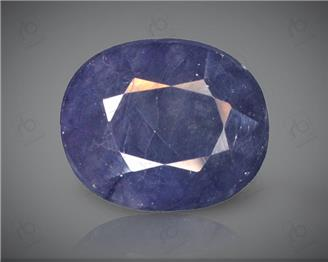 Blue Sapphire Heated & Treated Natural Certified 8.27 CTS ( 16828 )