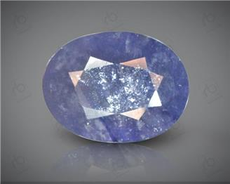 Blue Sapphire Heated & Treated Natural Certified 7.46 CTS ( 16837 )
