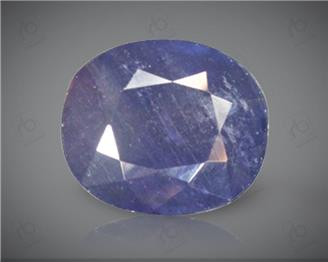 Blue Sapphire Heated & Treated Natural Certified 8.9 CTS ( 16840 )