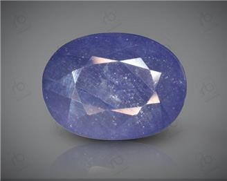 Blue Sapphire Heated & Treated Natural Certified 6.12 CTS ( 16851 )