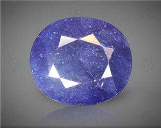 Blue Sapphire Heated & Treated Natural Certified 8.52 CTS-16893