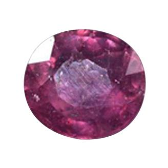 NATURAL RUBY(MANAK) (HEATED & TREATED) 4.69 CTS (6697)