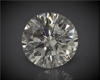 Diamond Stone Natural Certified ( Heera) SI-2 M  0.27 cts ( 1929 )