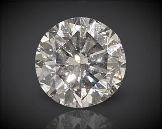 Diamond Stone Natural Certified ( Heera) SI-1 M  0.09 cts. ( 1601 )