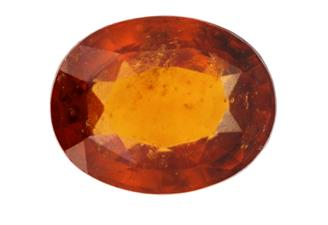 NATURAL HESSONITE GARNET (GOMED) 5.59 Cts (333)