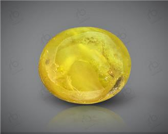 Natural Chrysoberyl Cats eye Certified   5.50 cts (6415)